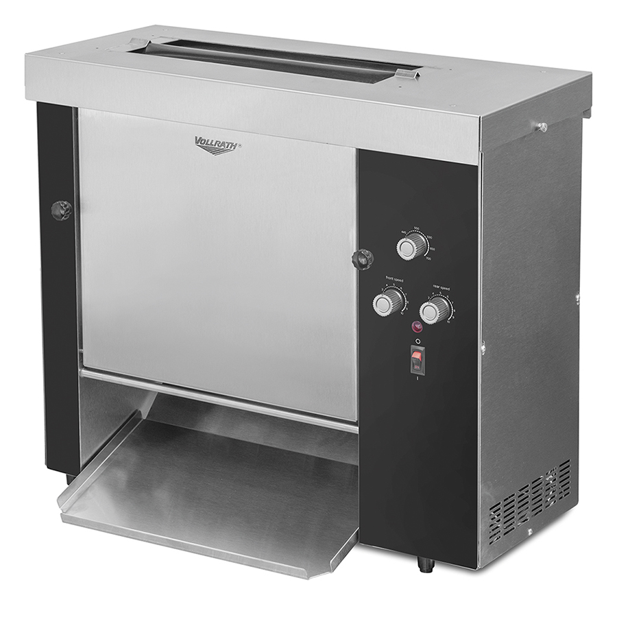 Vollrath VCT4-240 toaster, contact grill