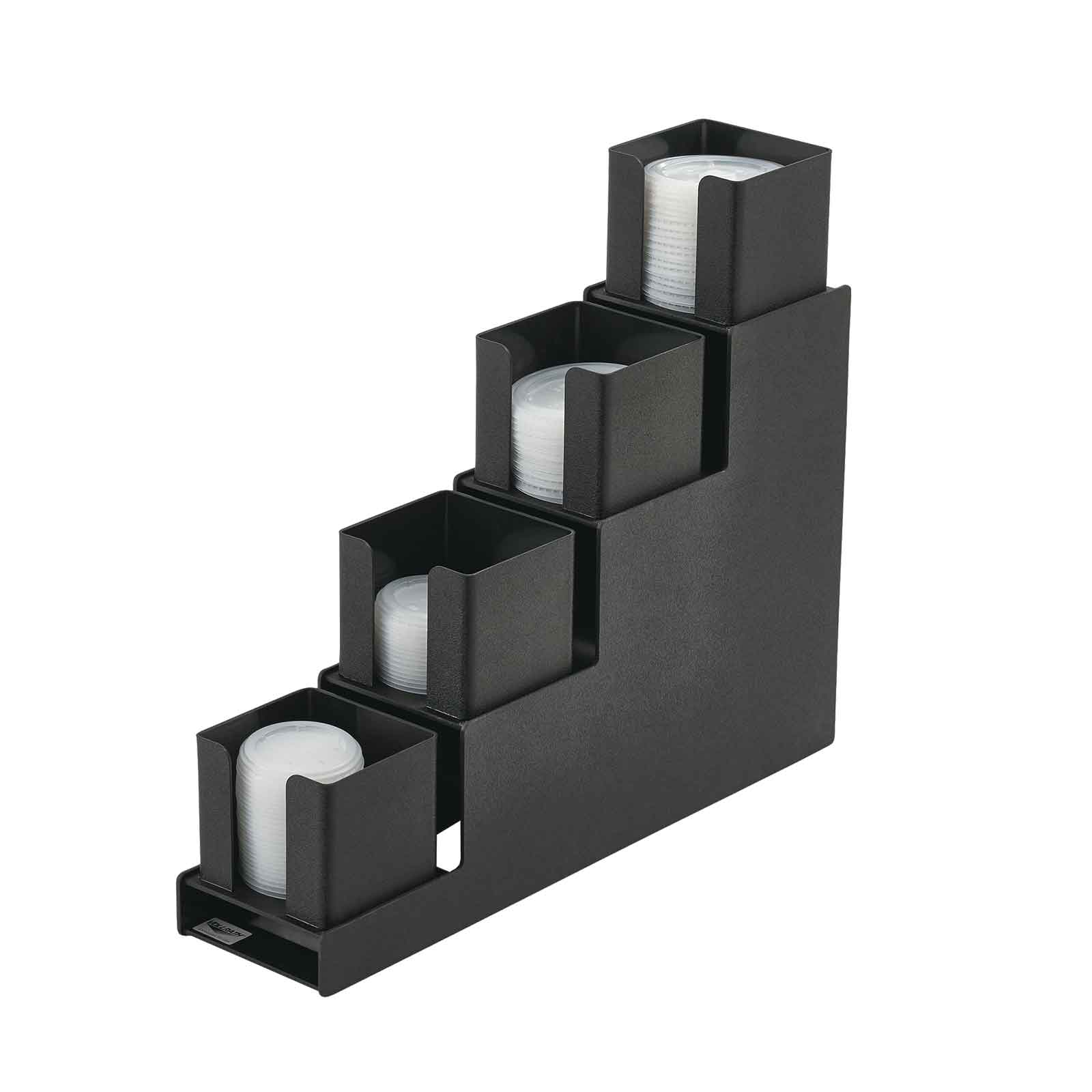 Vollrath VL-4 lid dispenser, countertop