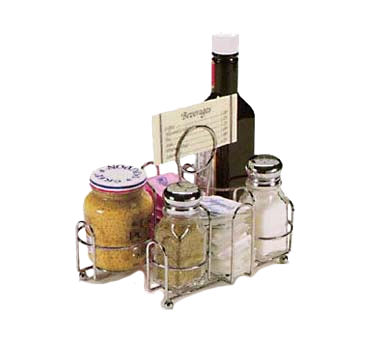 Vollrath WR-1000 condiment caddy, rack only