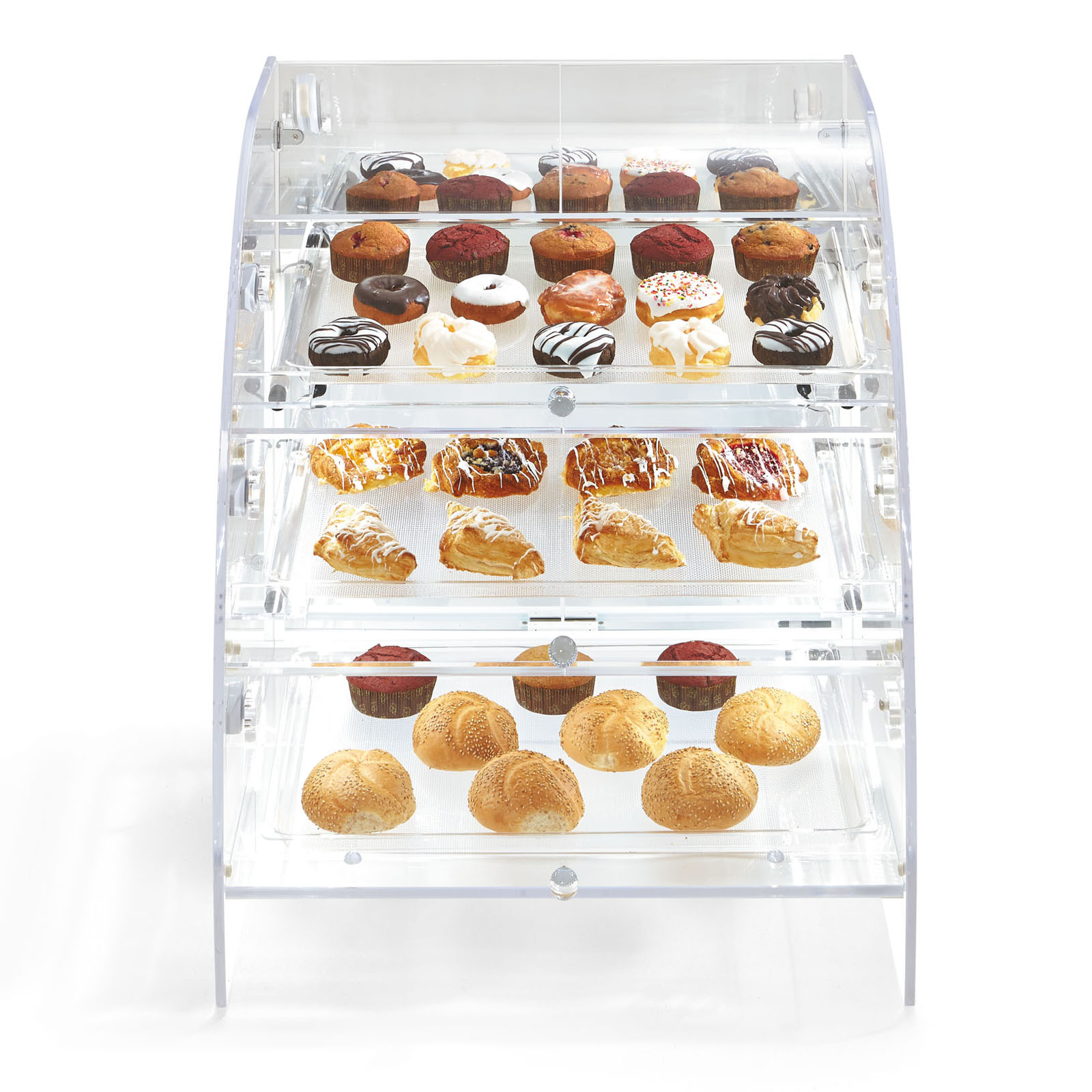 Vollrath XLBC3F-1826-13 display case, pastry, countertop