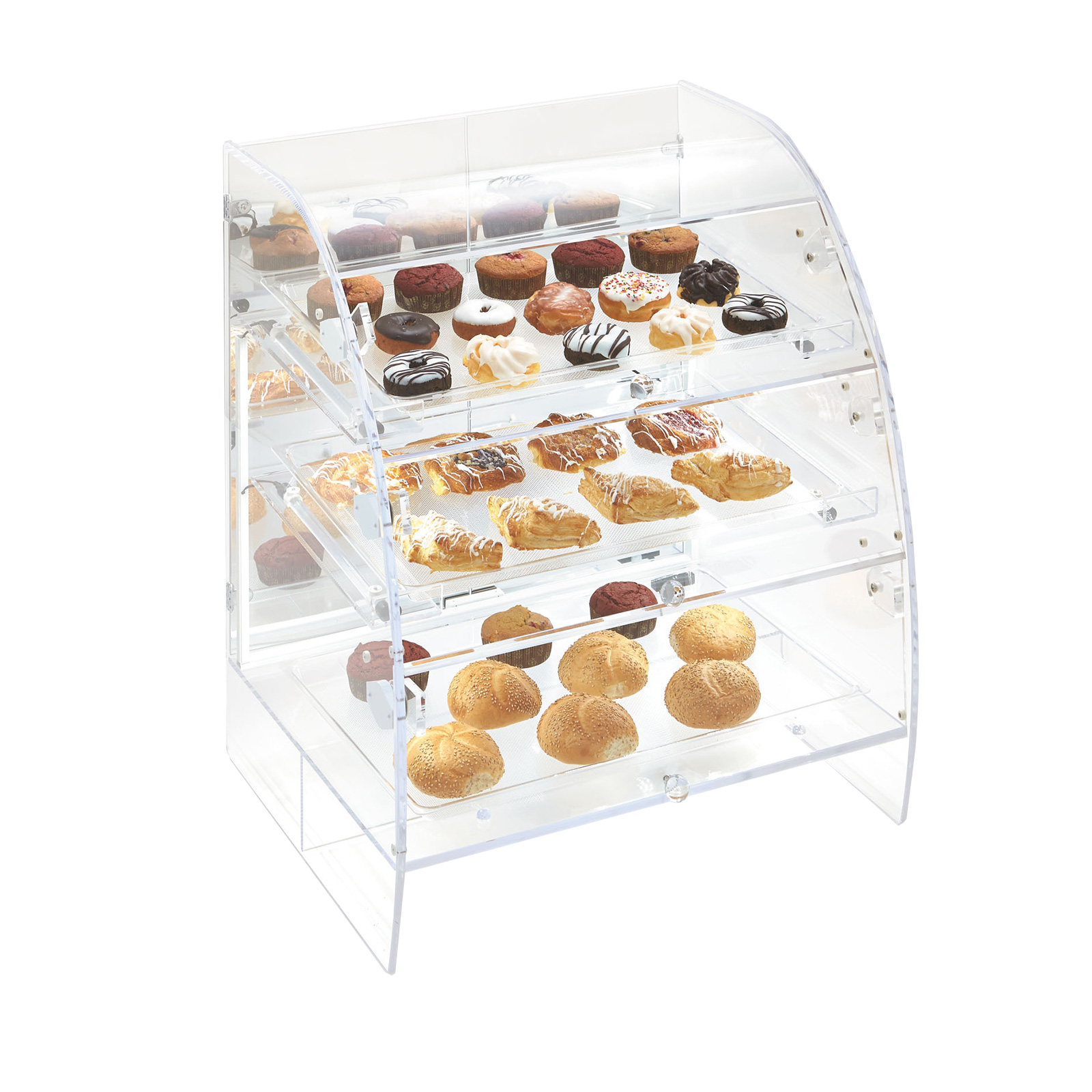 Vollrath XLBC3P-1826-13 display case, pastry, countertop