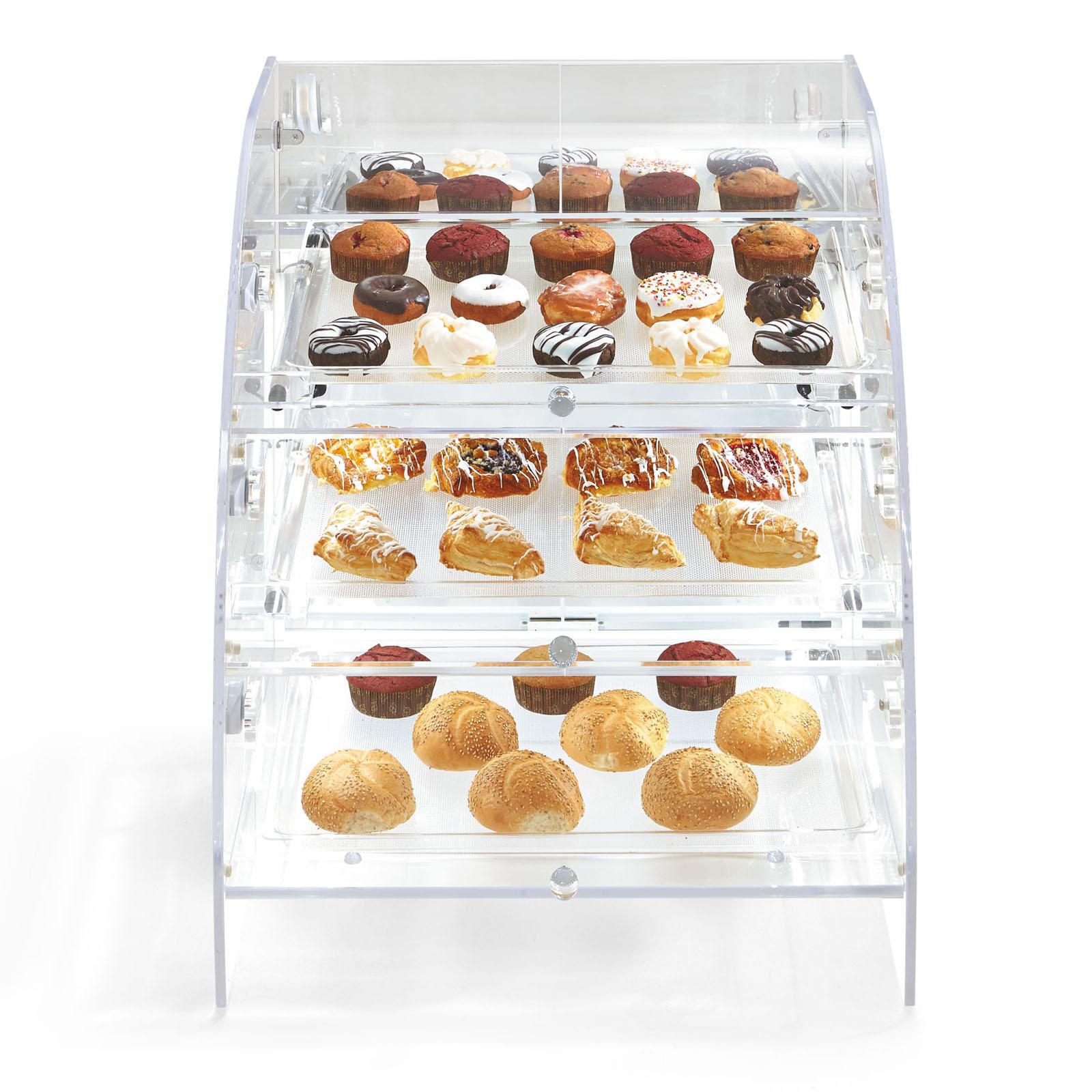 Vollrath XLBC3R-1826-13 display case, pastry, countertop