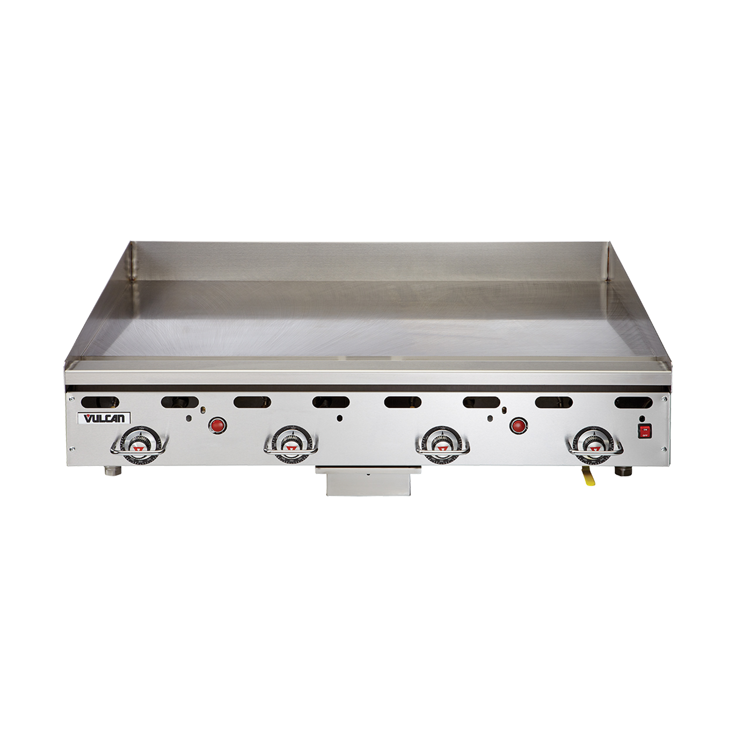 Vulcan 972RX griddle, gas, countertop