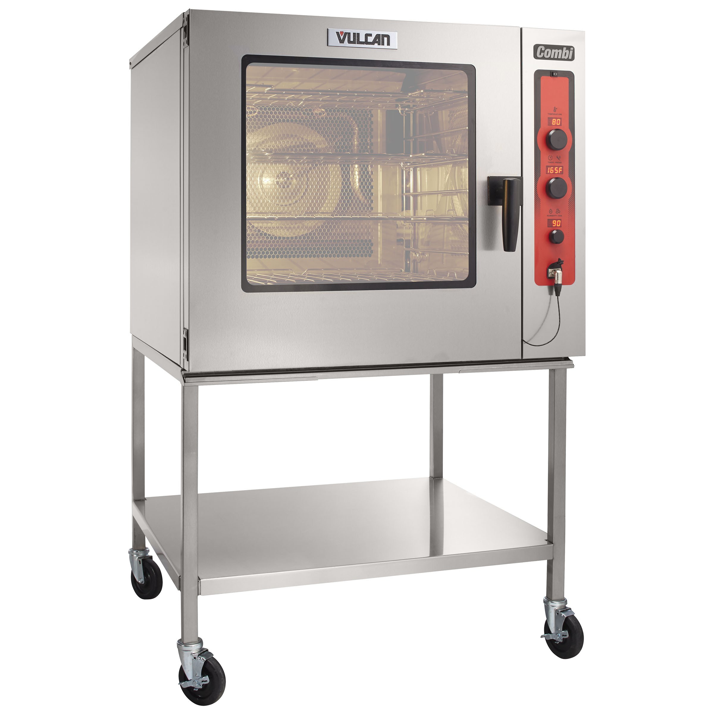 Vulcan ABC7E-240 combi oven, electric