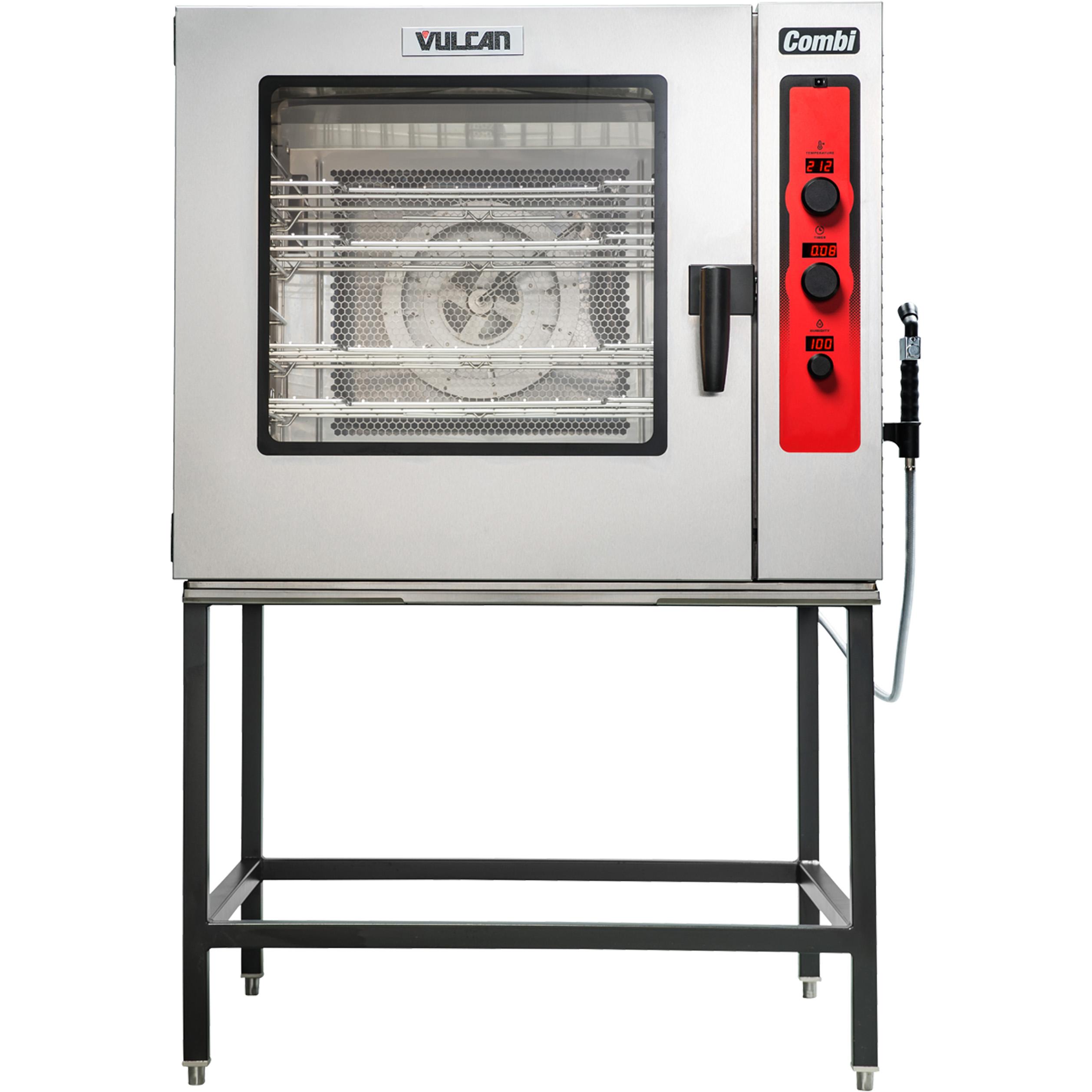 Vulcan ABC7G-NAT combi oven, gas