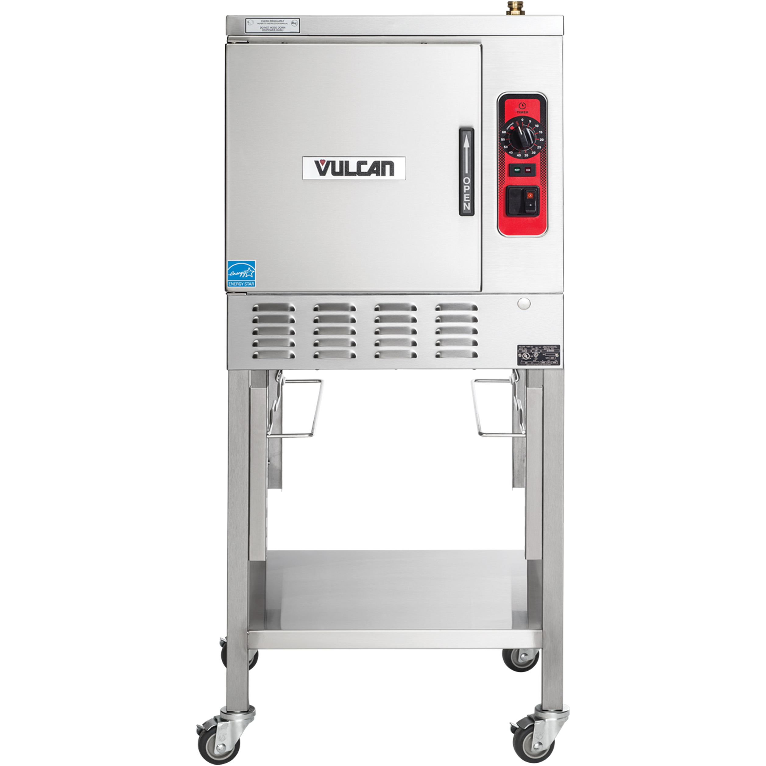 Vulcan C24EA5-LWE steamer, convection, countertop