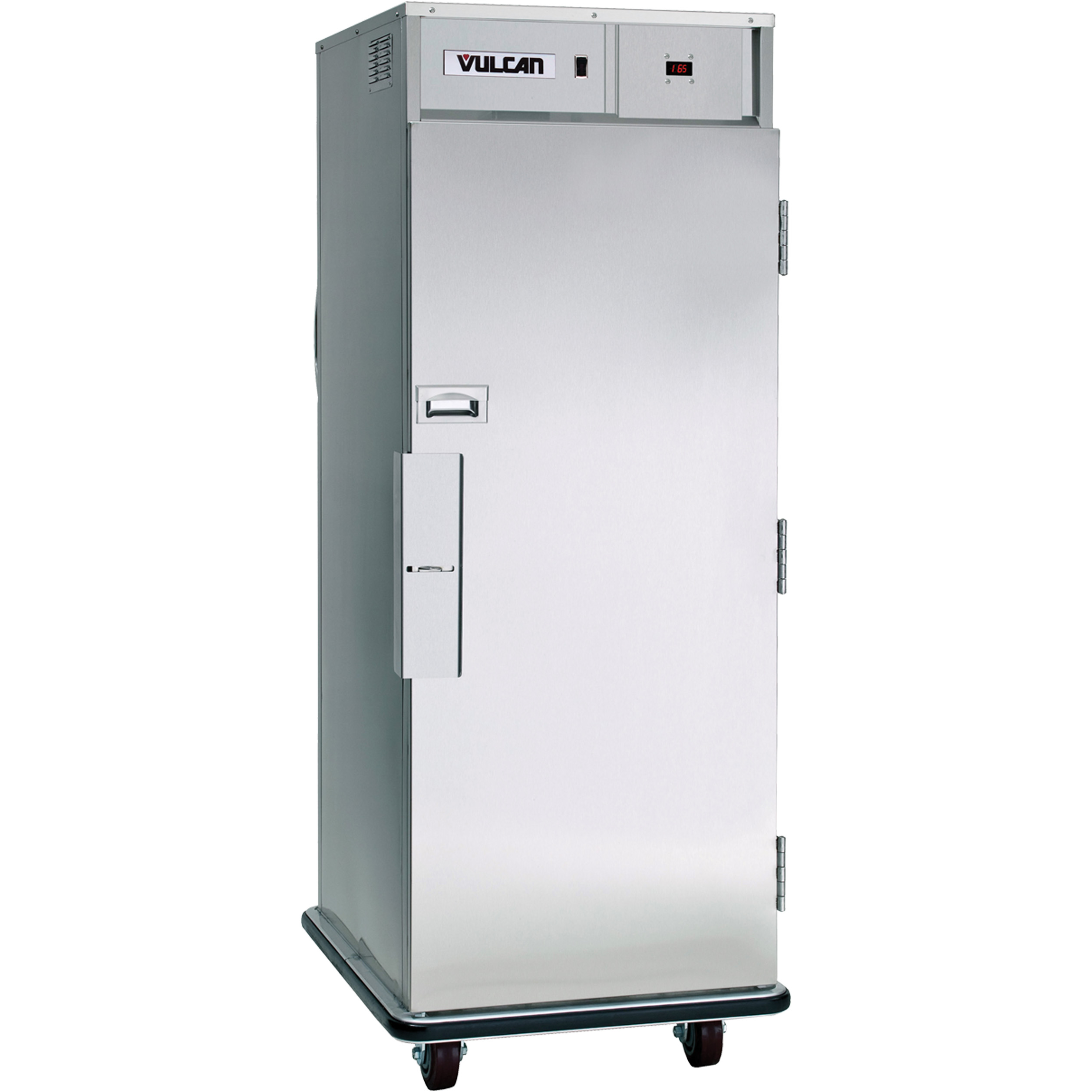 Vulcan CBFT heated cabinet, mobile