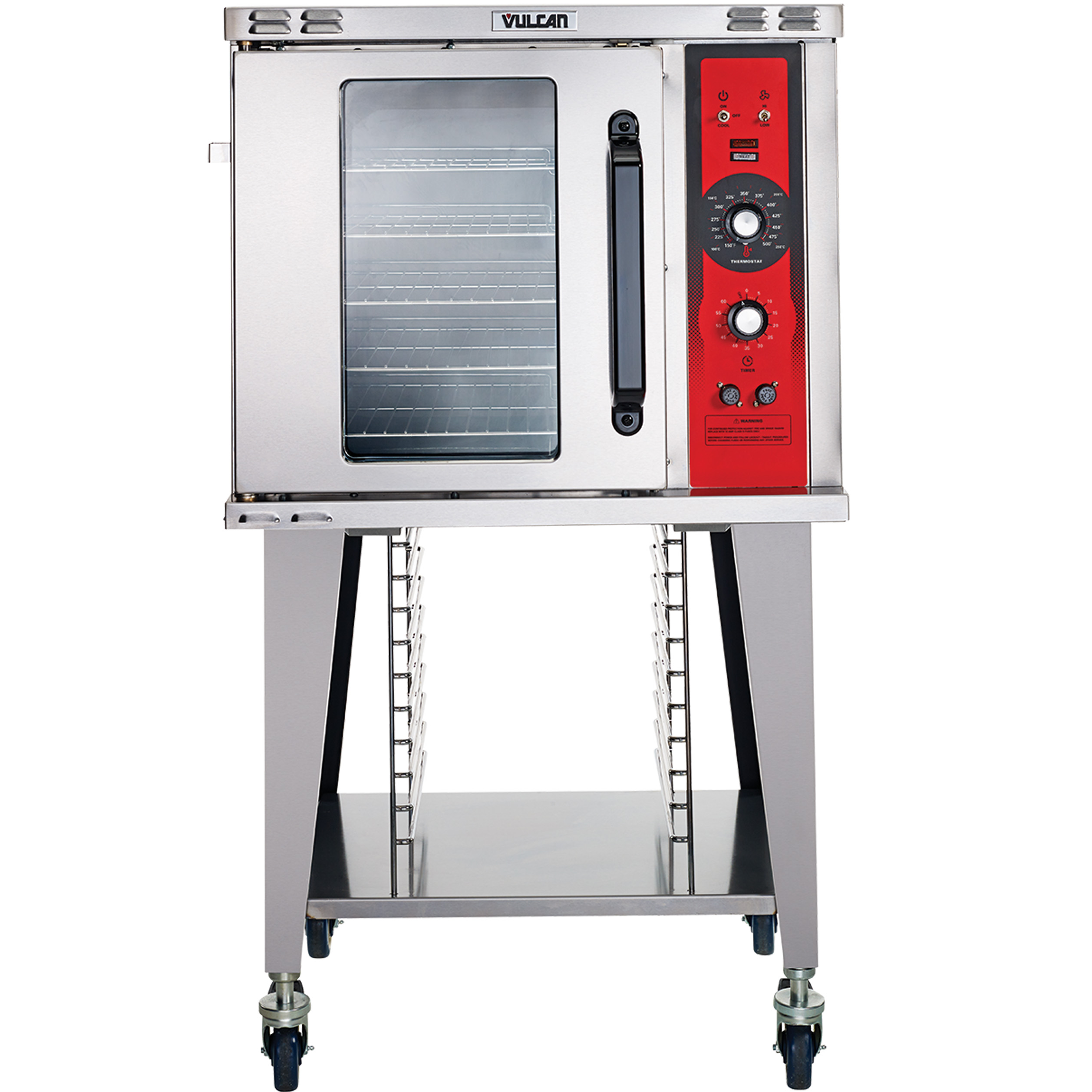 Vulcan ECO2D convection oven, electric