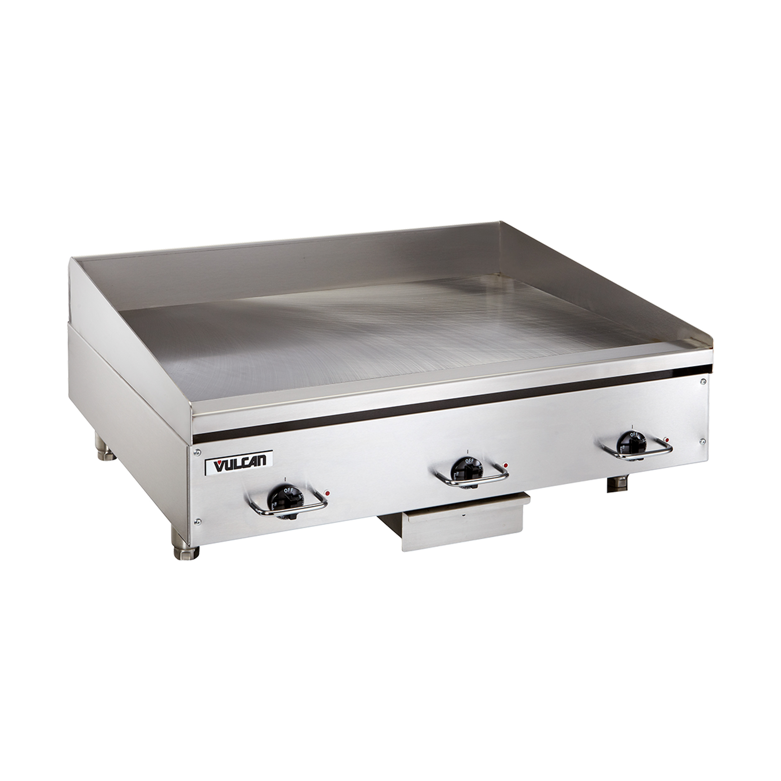 Vulcan HEG24E griddle, electric, countertop