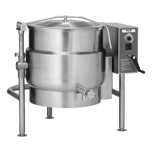 Vulcan K20ELT kettle, electric, tilting