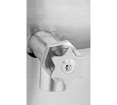 Vulcan KDOV COMP3 steam kettle draw-off valve