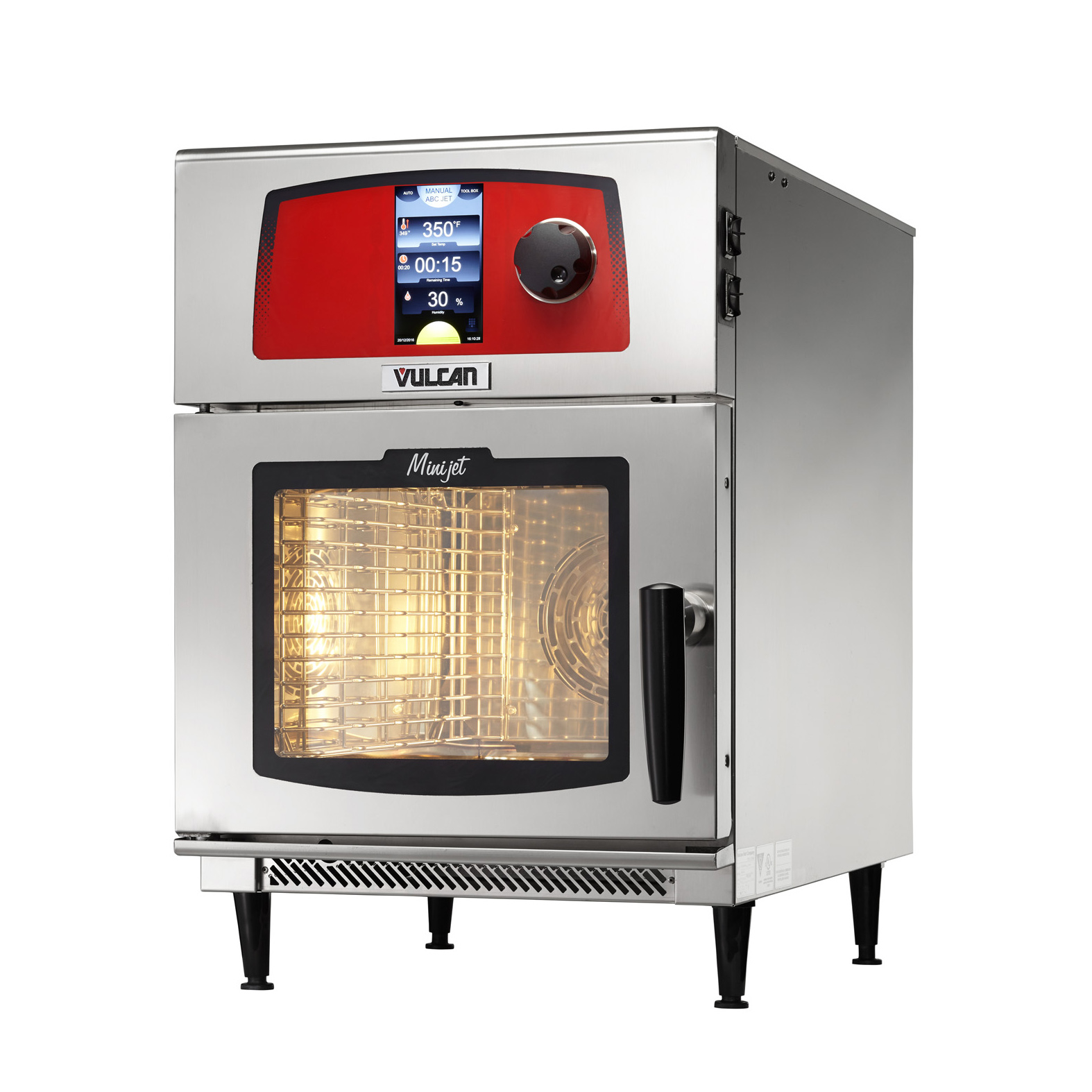 Vulcan MINI-JET combi oven, electric