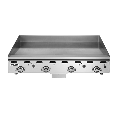 Vulcan MSA24-C0100P griddle, gas, countertop