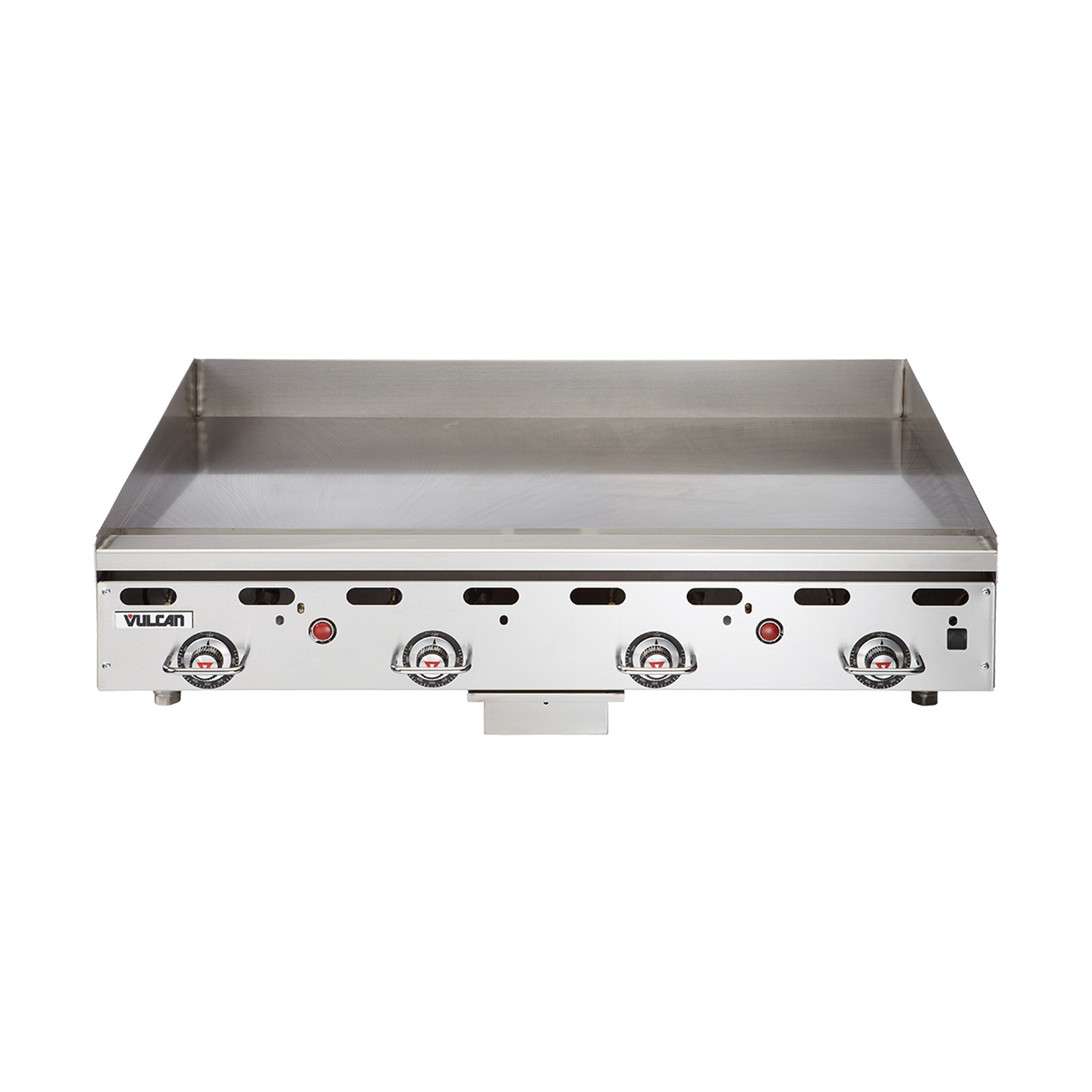 Vulcan MSA60 griddle, gas, countertop