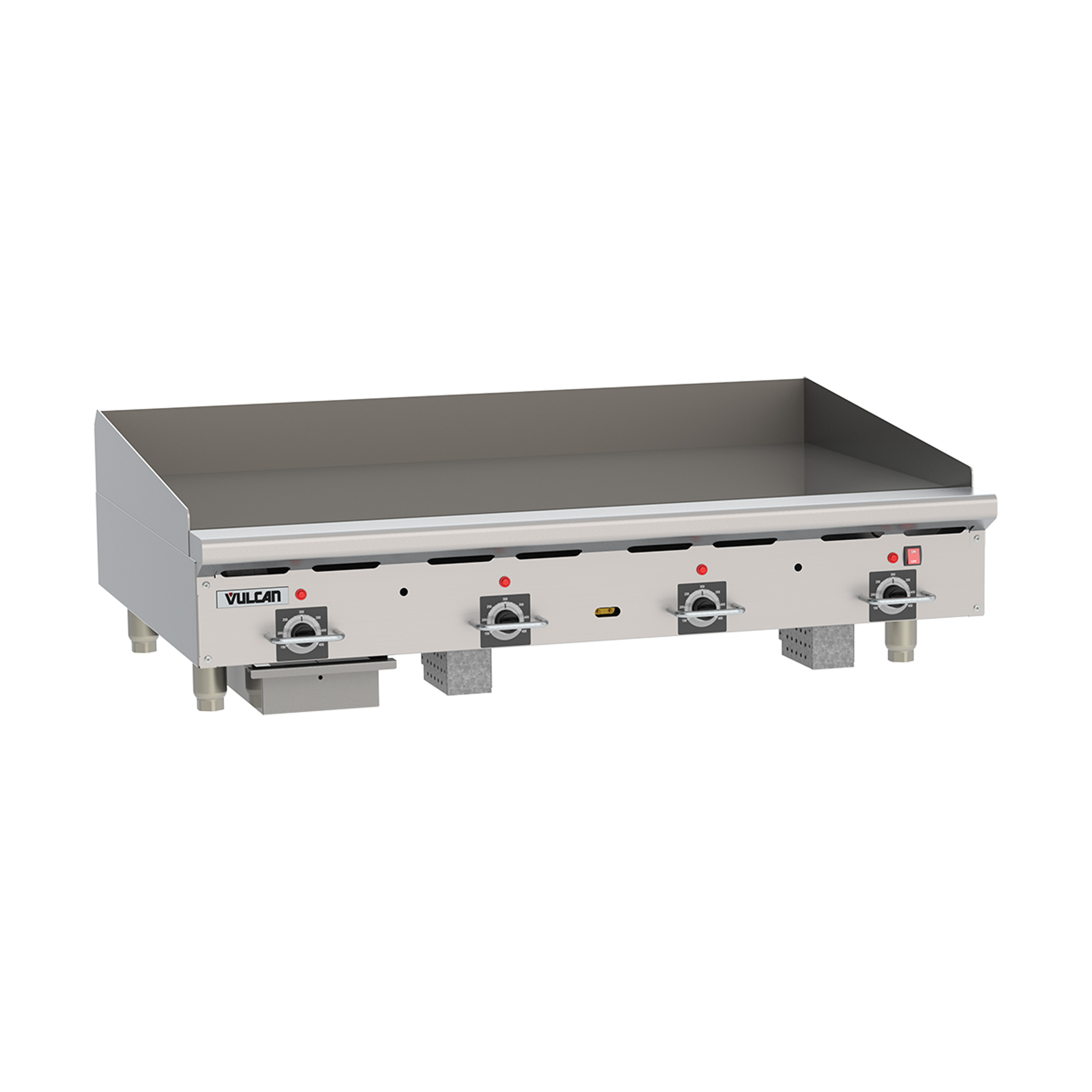 Vulcan RRE48E griddle, electric, countertop