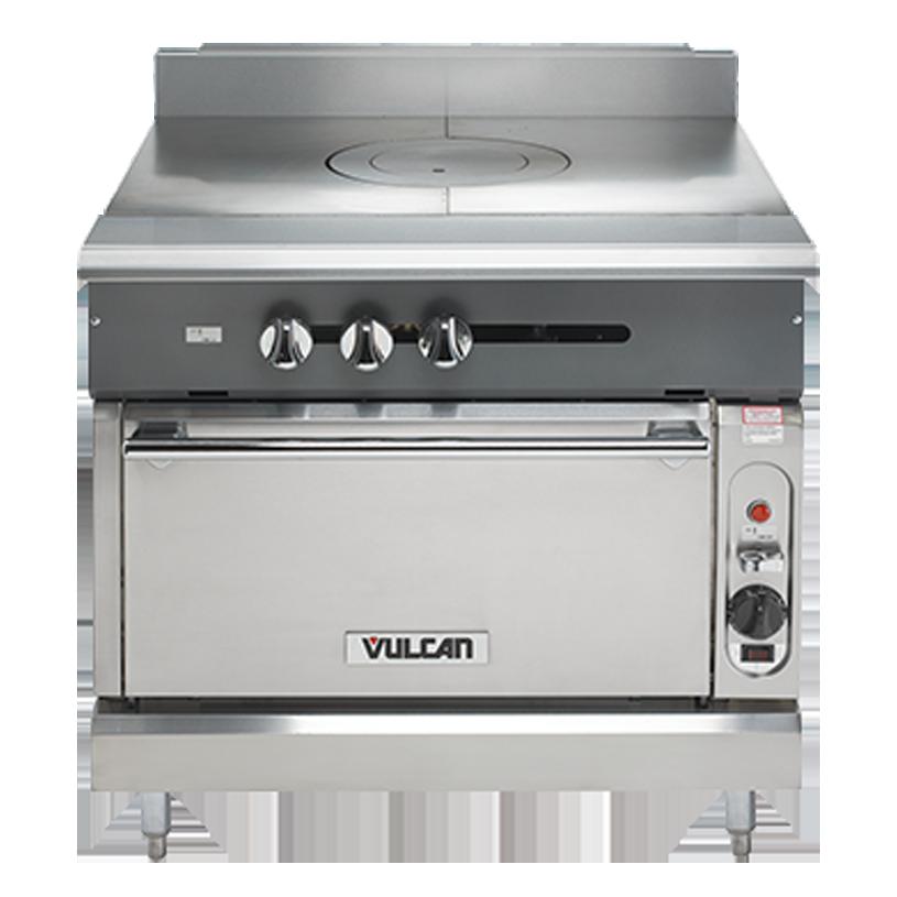 Vulcan V1FT36B range, 36