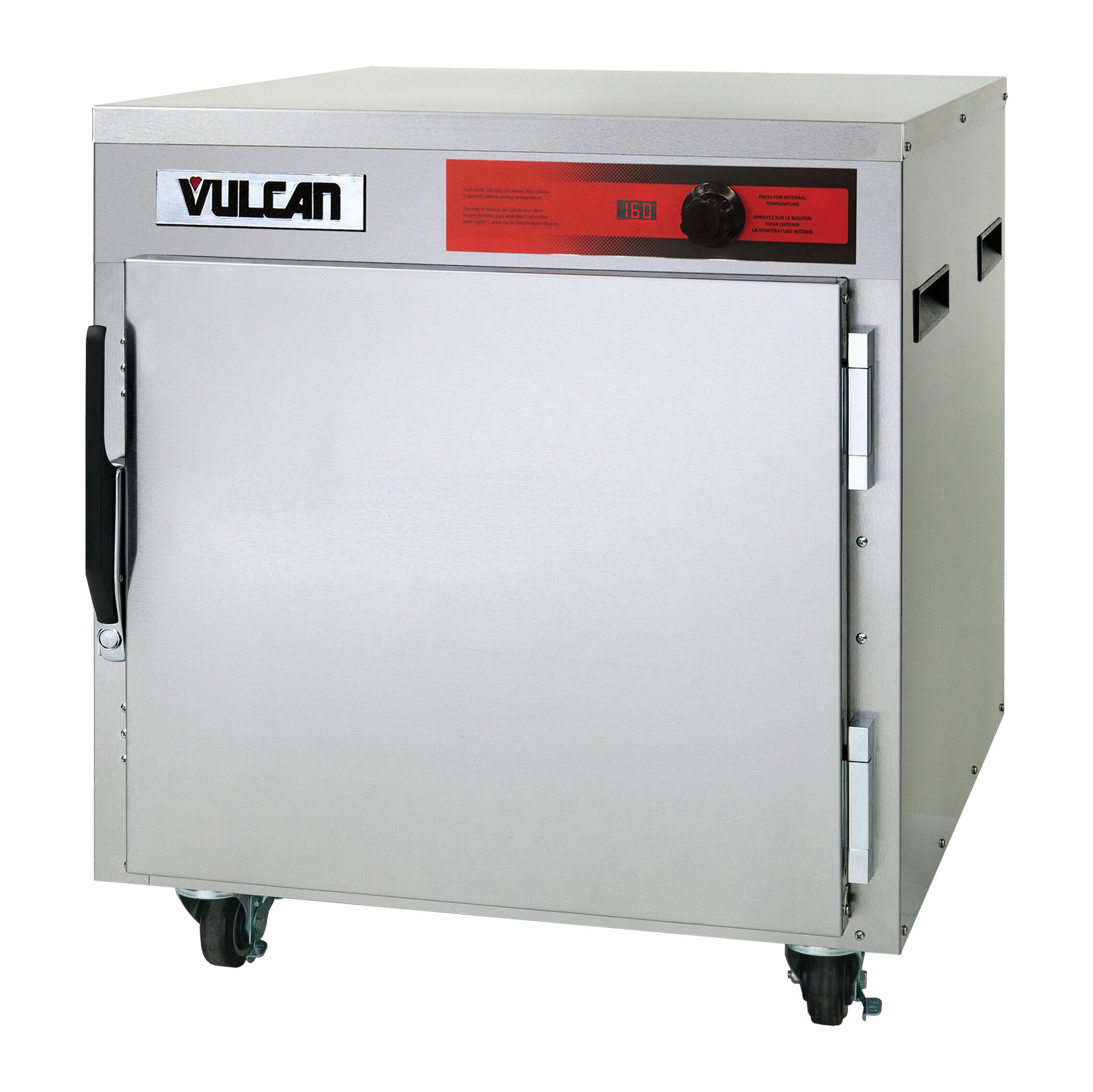 Vulcan VBP5 heated cabinet, mobile