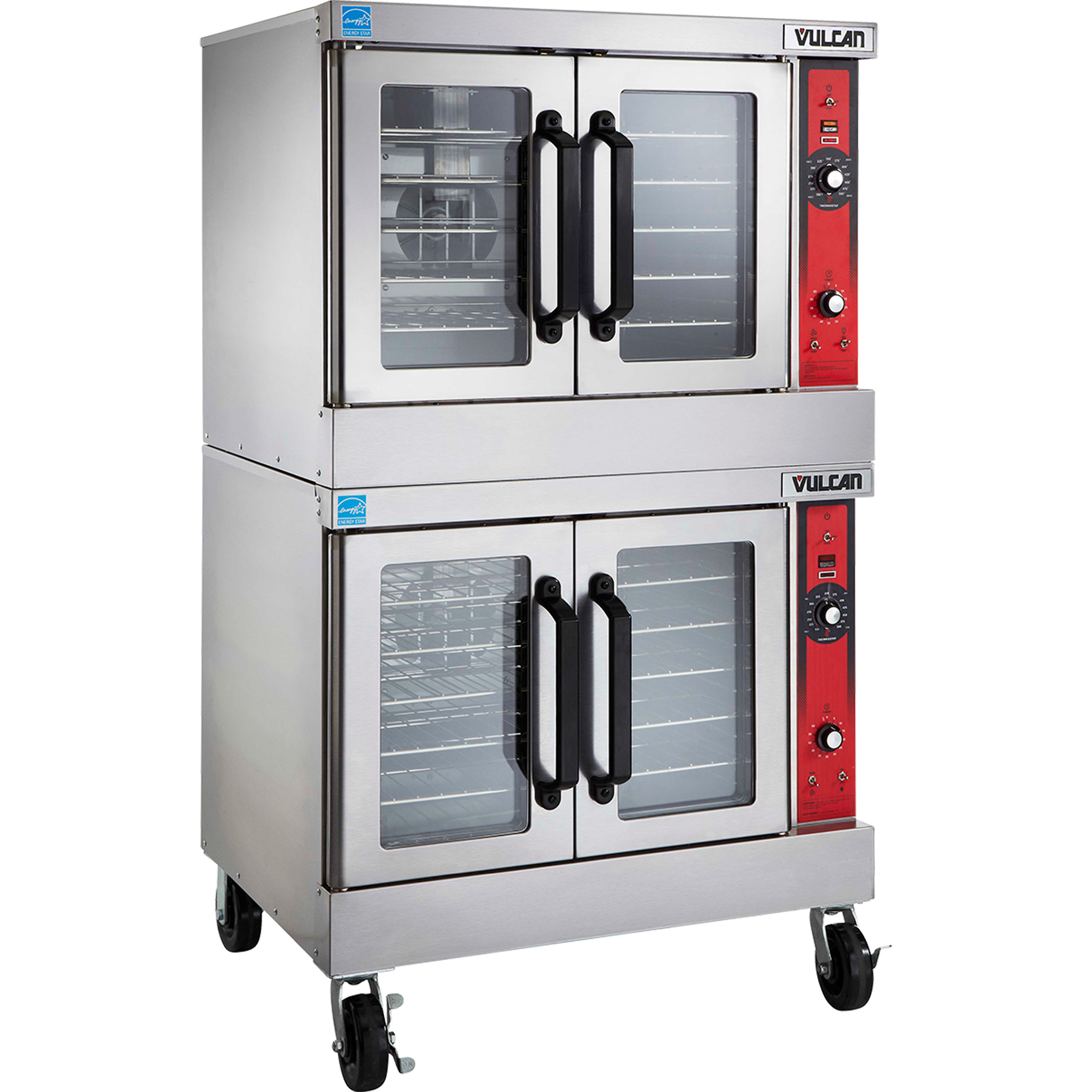 Vulcan VC44EC convection oven, electric