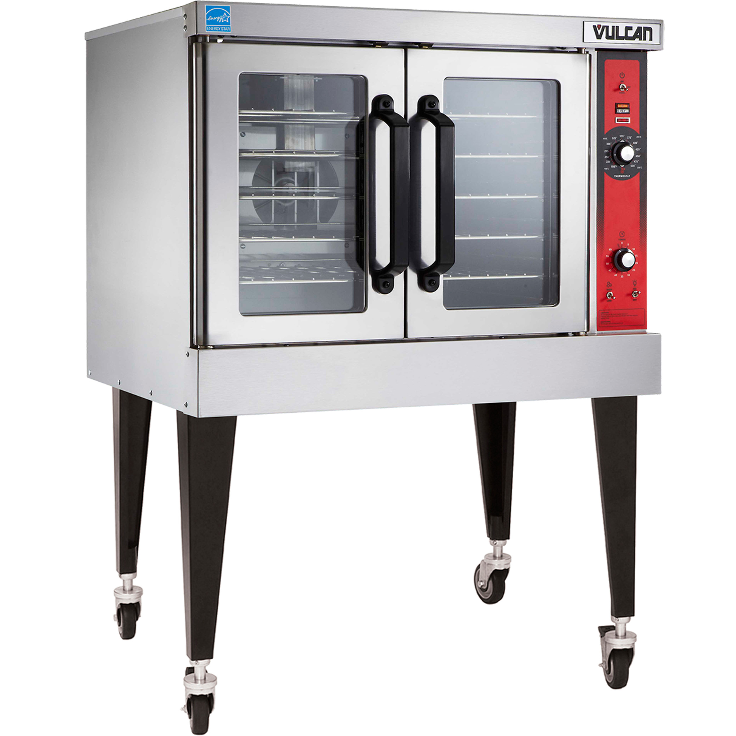 Vulcan VC4GC convection oven, gas