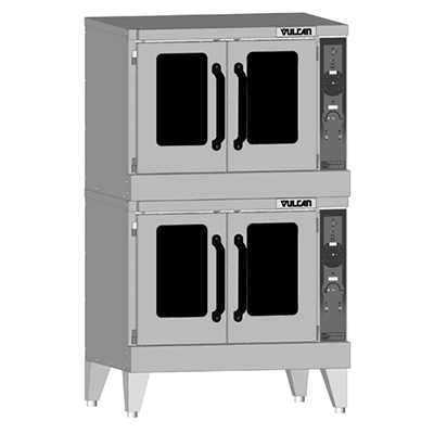 Vulcan VC55GD convection oven, gas