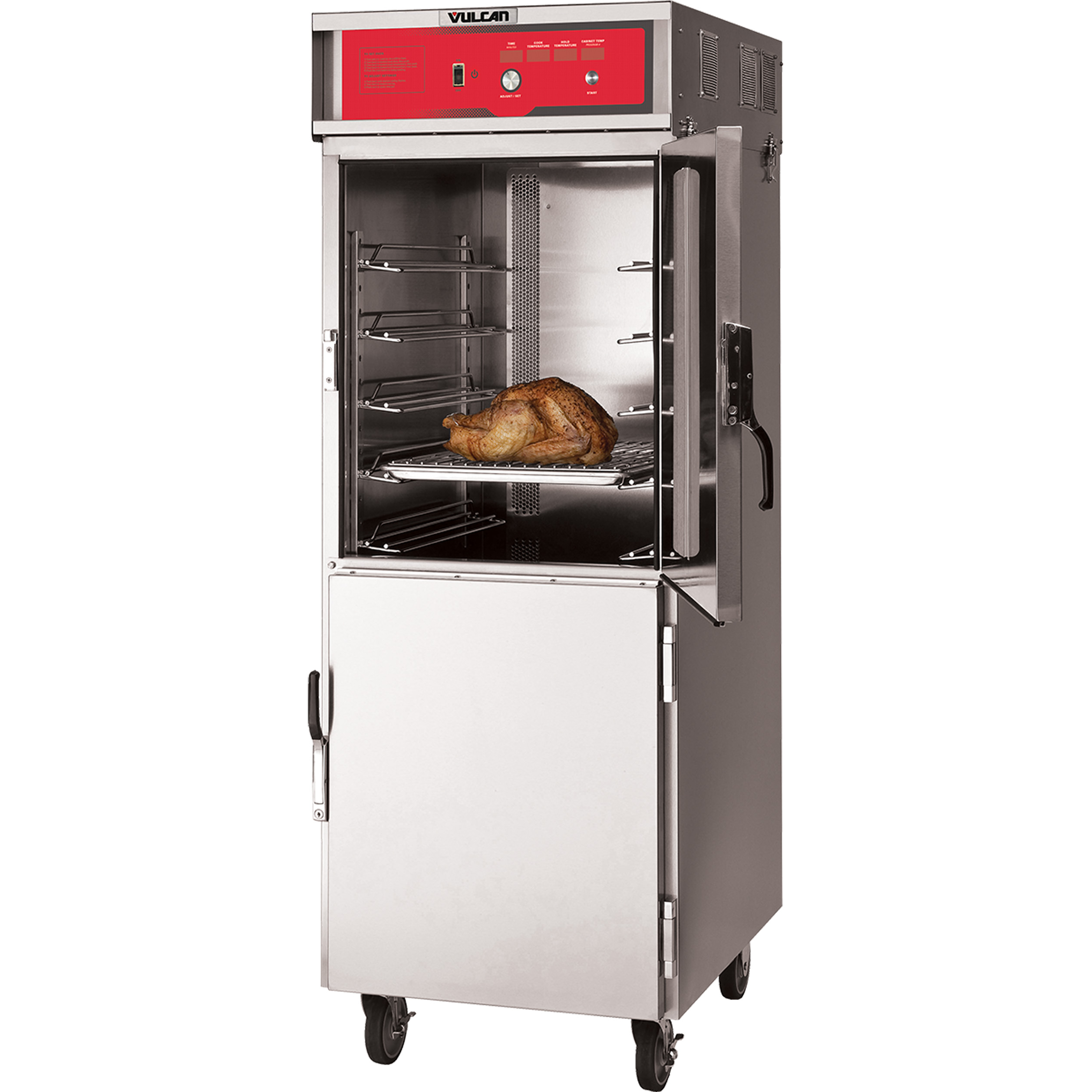 Vulcan VCH16 cabinet, cook / hold / oven