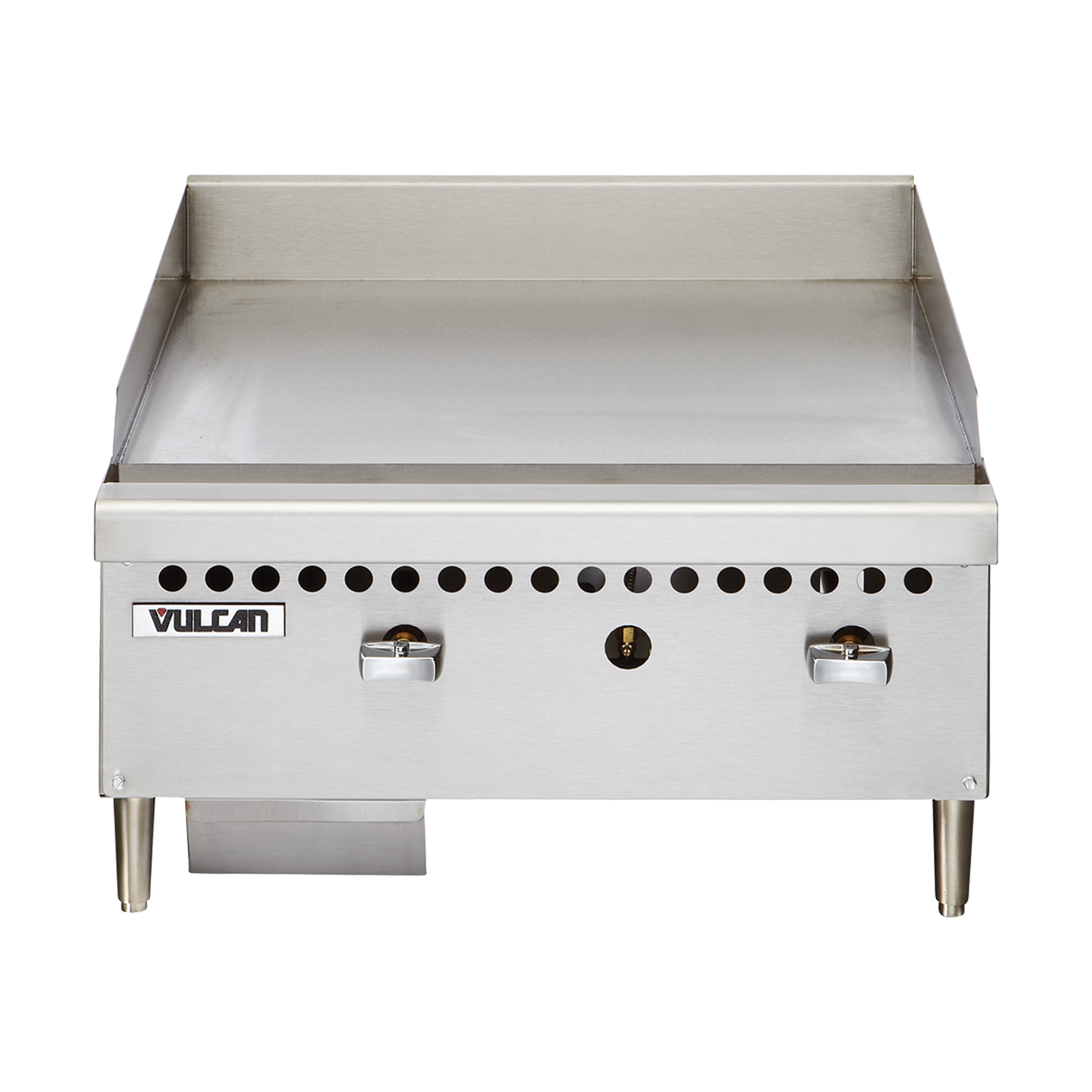 Vulcan VCRG24-M griddle, gas, countertop