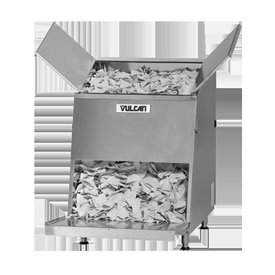 Vulcan VCW26 nacho chip warmer, bulk