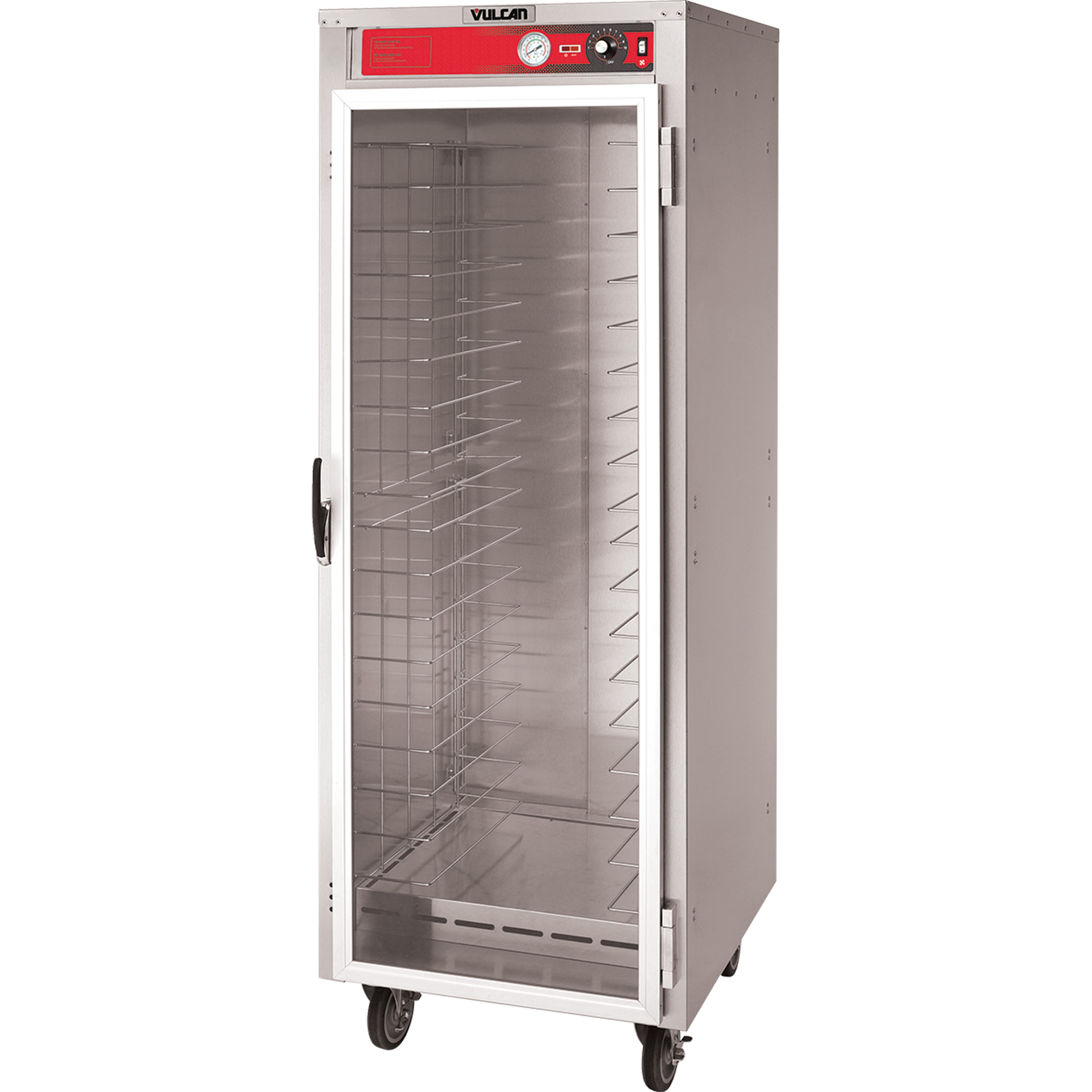 Vulcan VHFA18-1M3PN heated cabinet, mobile