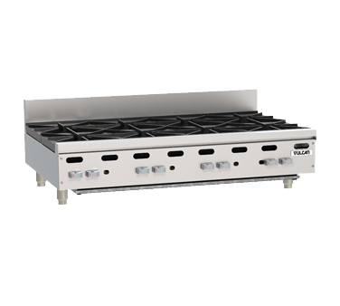 Vulcan VHP848 hotplate, countertop, gas