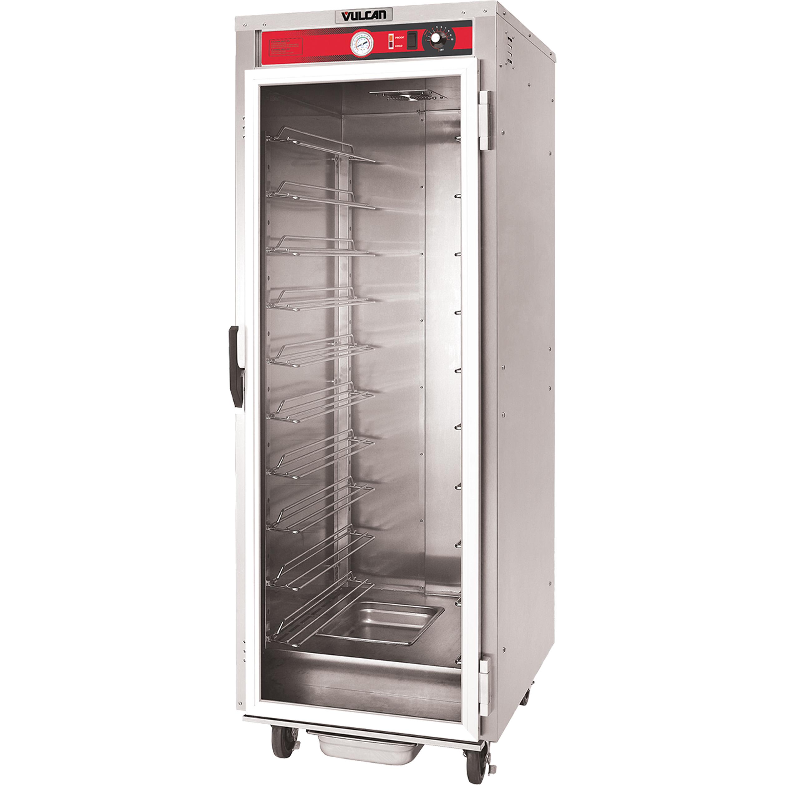 Vulcan VP18-1M3PN proofer cabinet, mobile