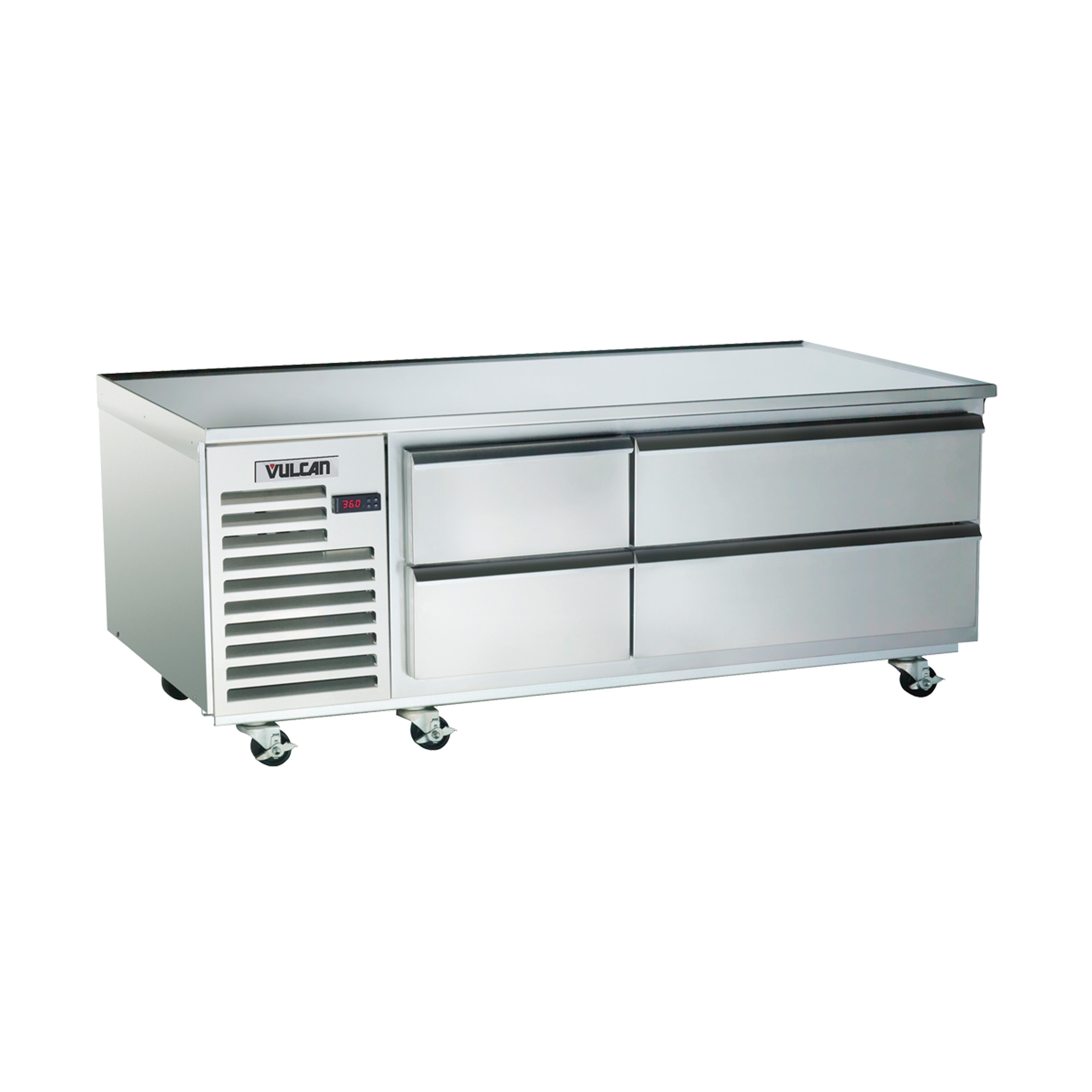 Vulcan VSC84 equipment stand, refrigerated base