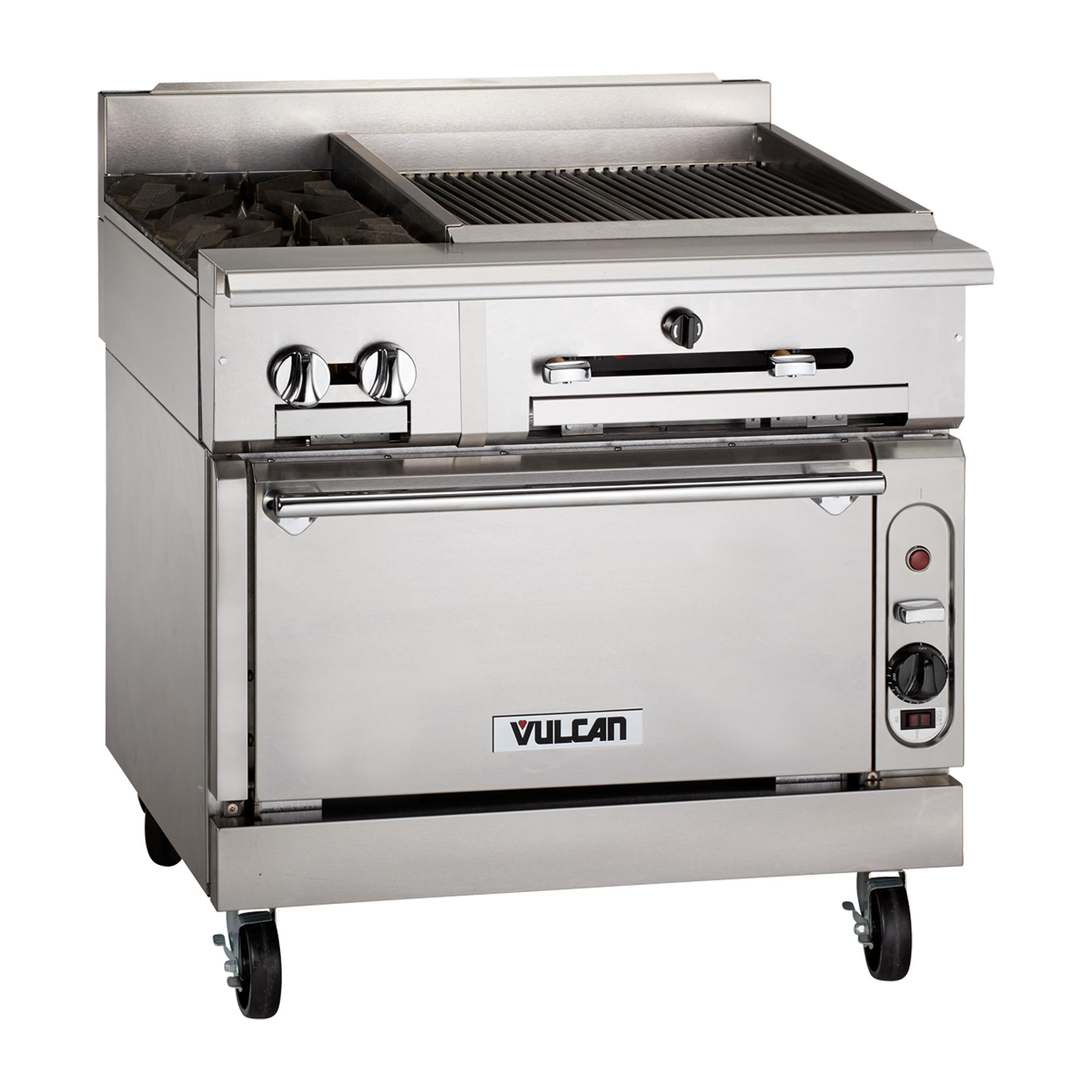 Vulcan VTC24B range, 24