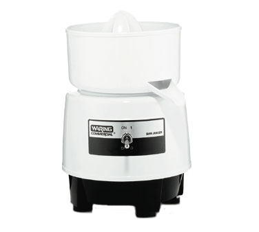 Waring BJ120C juicer, electric