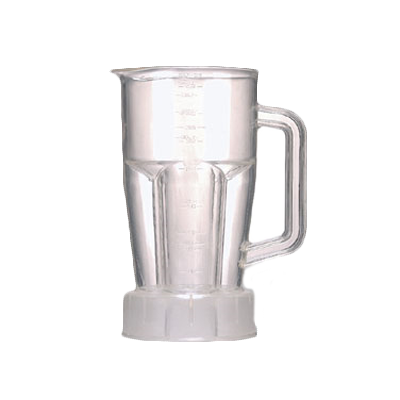 Waring CAC67 pitcher, plastic