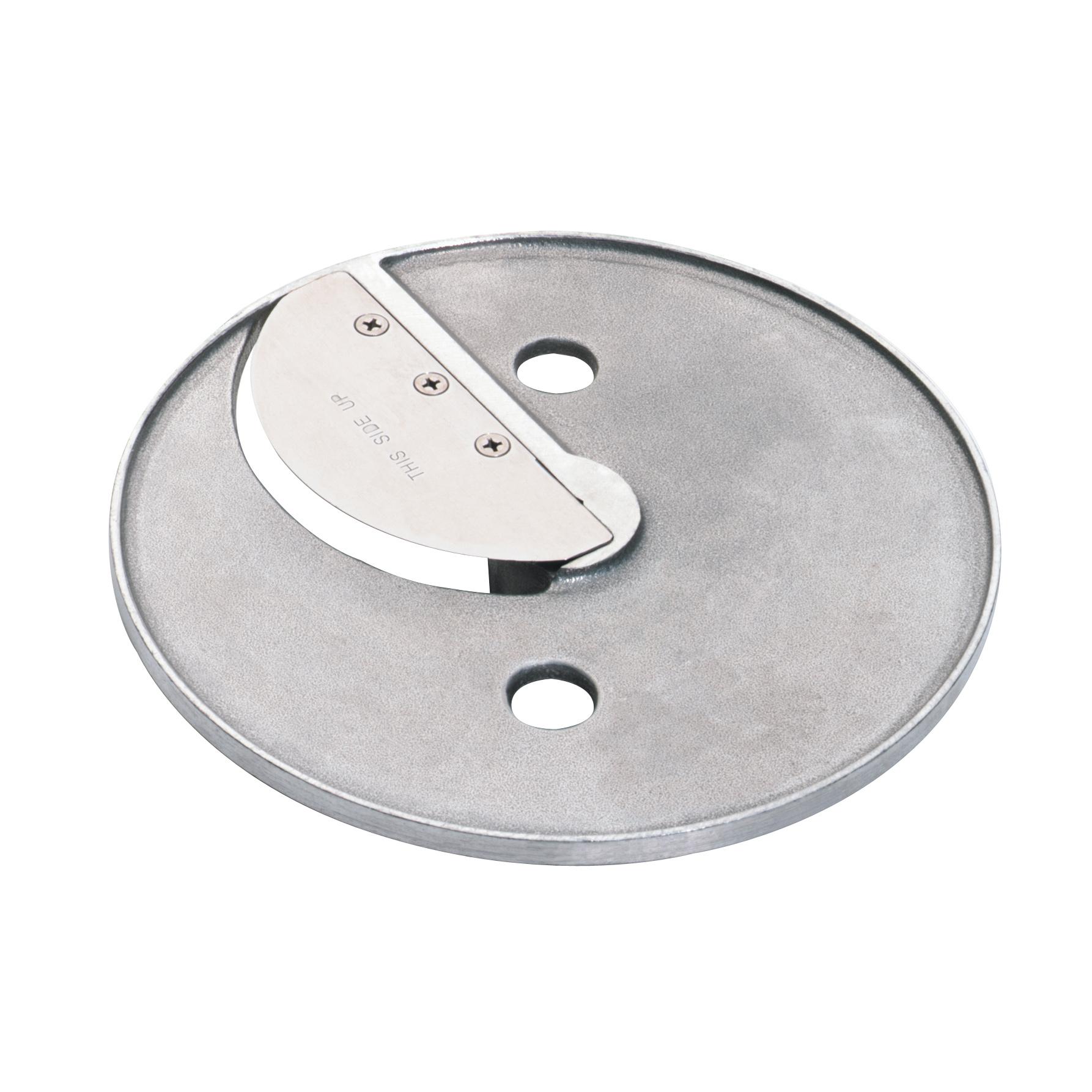 Waring CAF12 food processor, disc plate, slicing