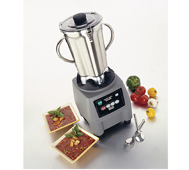 Waring CB15 blender, food, countertop