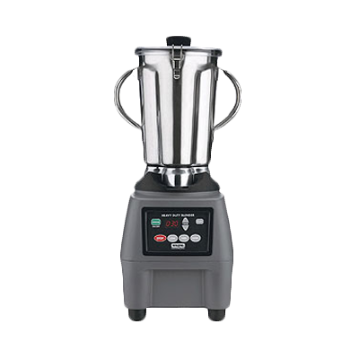 Waring CB15T blender, food, countertop