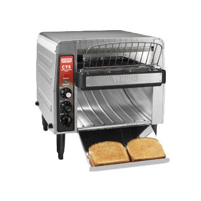 Waring CTS1000B toaster, conveyor type