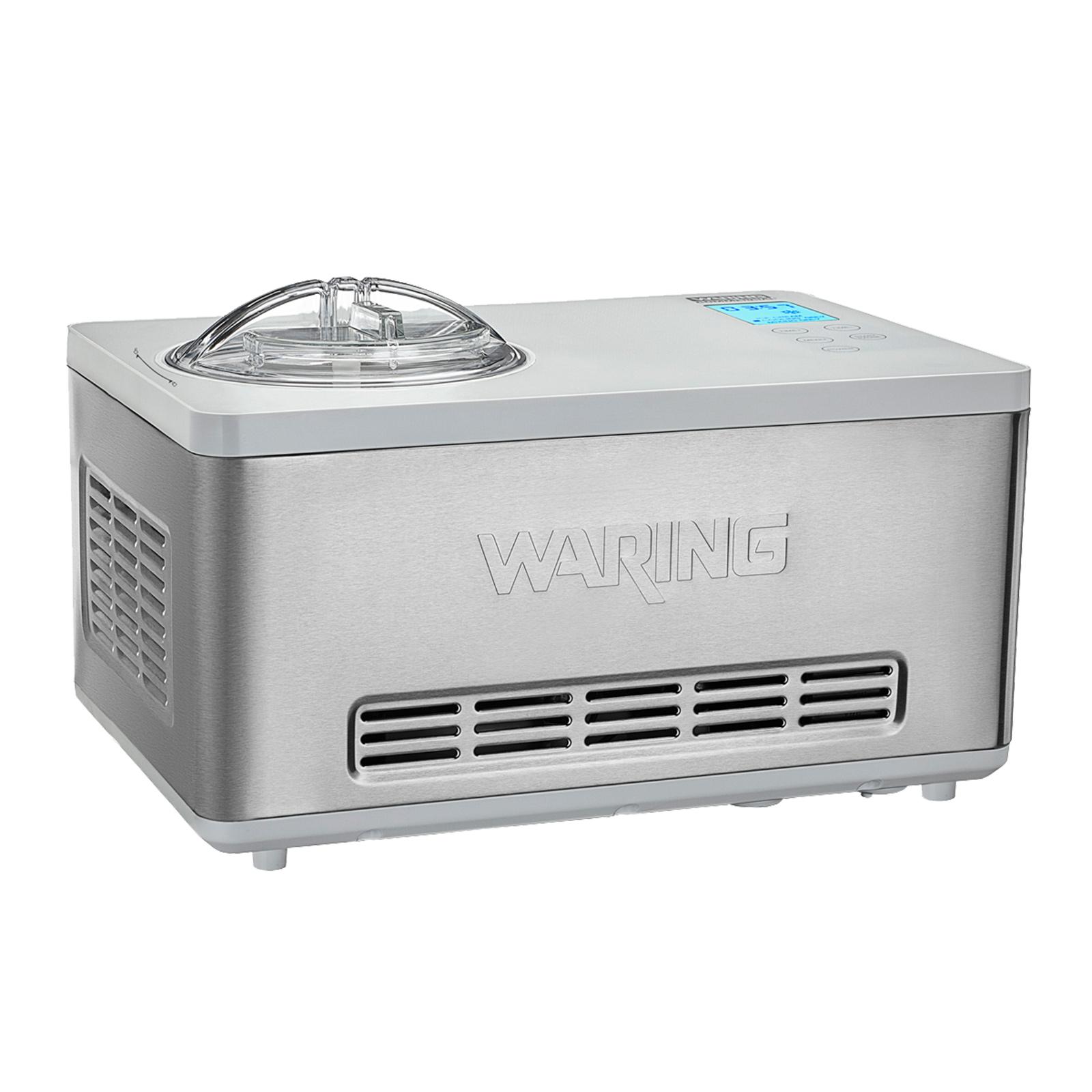 Waring WCIC20 ice cream base mix machine