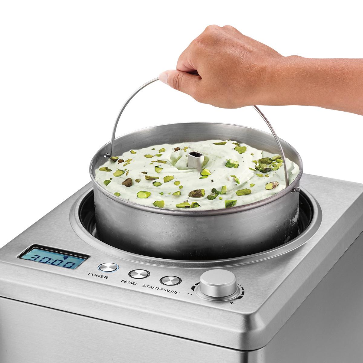 Waring WCIC25 ice cream base mix machine