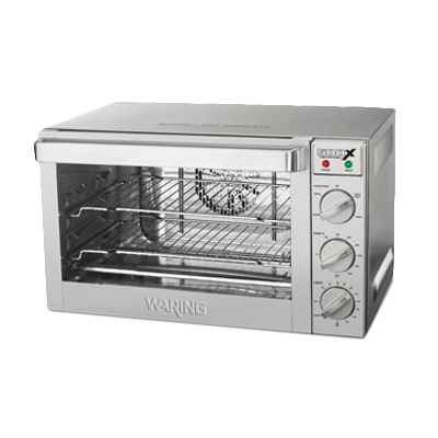Waring WCO500X convection oven, electric