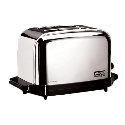 Waring WCT702 toaster, pop-up