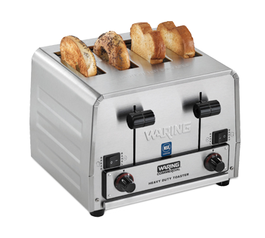 Waring WCT850RC toaster, pop-up