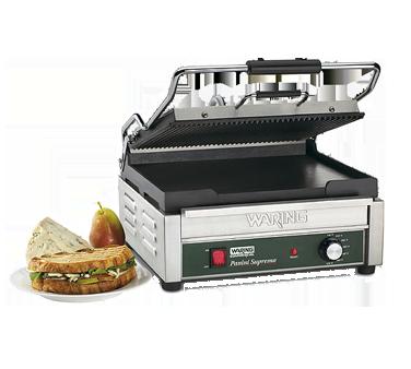 Waring WDG250 sandwich / panini grill