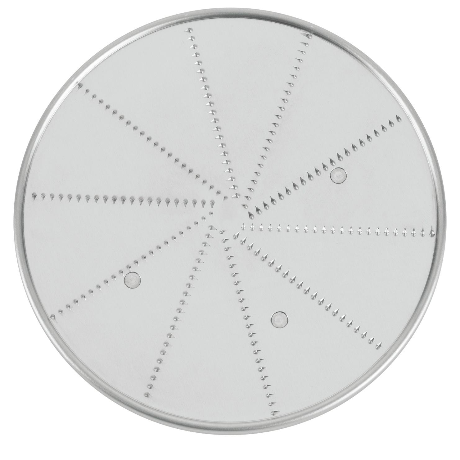 Waring WFP113 food processor, disc plate, shredding / grating