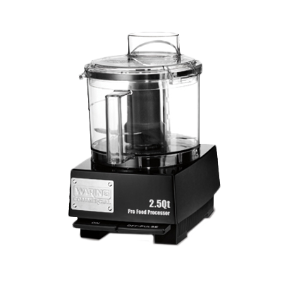 Waring WFP11SW food processor, benchtop / countertop