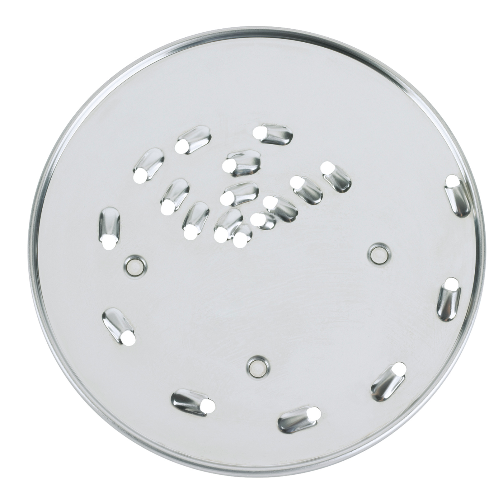 Waring WFP144 food processor, disc plate, shredding / grating