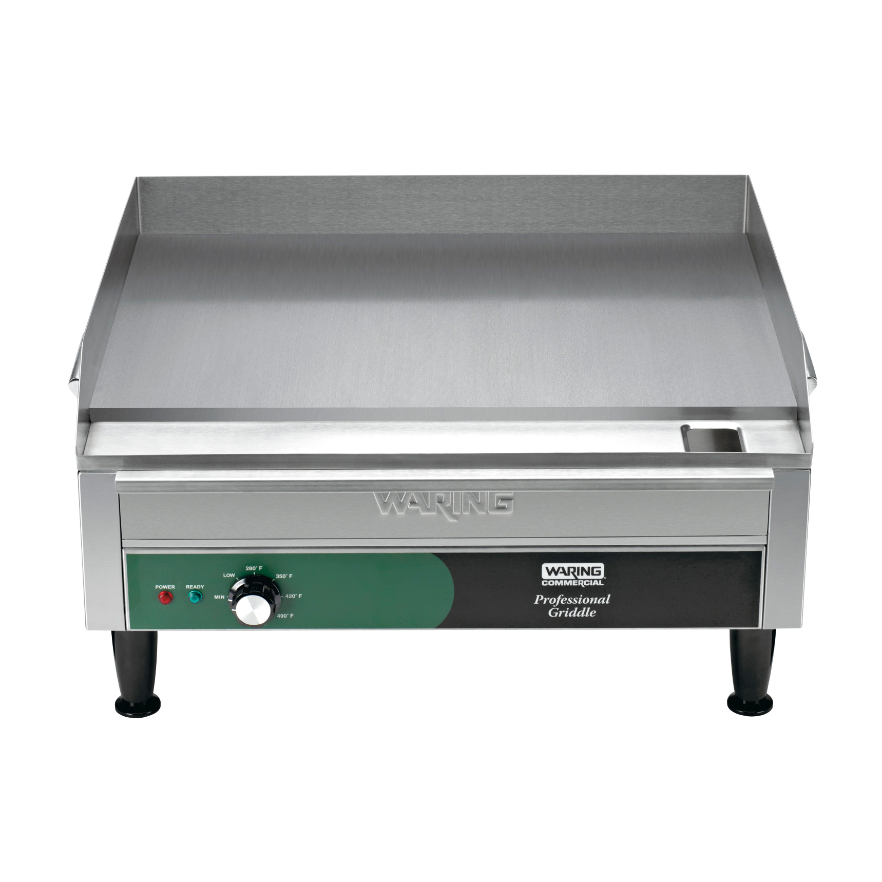Waring WGR240X griddle, electric, countertop