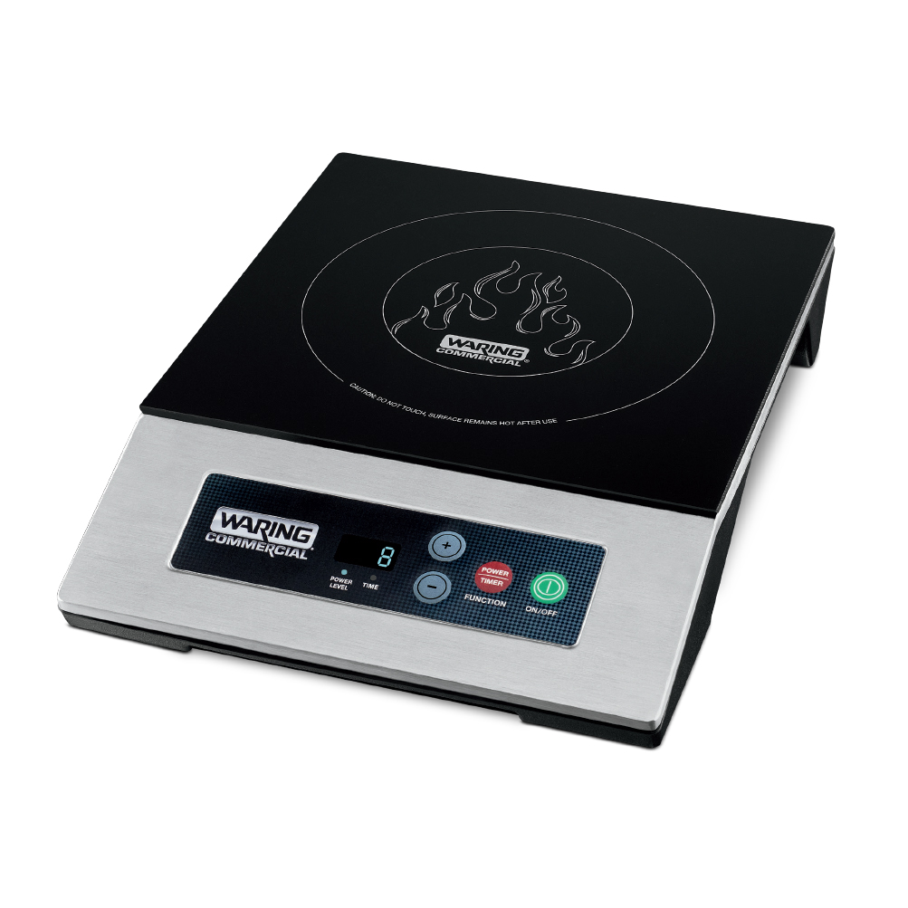 Waring WIH200 induction range, countertop