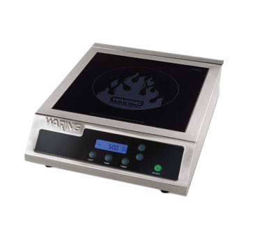Waring WIH400B induction range, countertop
